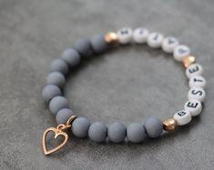 Homemade Bracelets, Diy Bracelets Easy, Bracelet Crafts, Cute Bracelets, Homemade Jewelry, Beaded Bracelets, Handmade Wire Jewelry, Beaded Jewelry, Jewellery