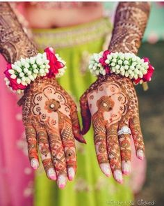 100+ Best Mehndi Designs For Every Kind Of Bride! | WedMeGood Best Mehndi Designs, Bridal Mehndi Designs, Mehandi Designs, Bridal Nail Art, Bridal Jewelry, Bridal Accessories, Flower Jewellery For Mehndi, Flower Jewelry, Mehndi Flower