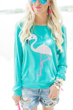 Great Cute Beach Night Sweater
