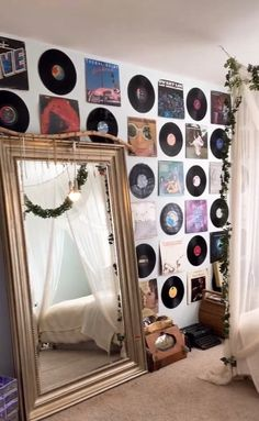 bedroom aesthetic indie decor