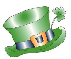 Free St. Patrick's Day and Irish Clip Art | Patrick o'brian, Clip ...