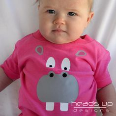 Hippo Shirt Toddler