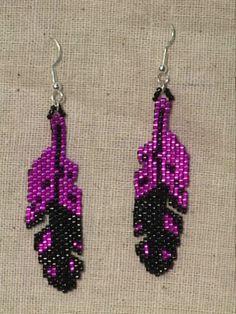 Beading - Earrings on Pinterest