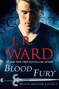 "'Blood Fury' [Black-Dagger Legacy #3] by: @JRWard1 (1/9/18)                                  ""Novo, a resilient survivor who is a bit rough around the edges, has overcome a great deal, including her intense attraction to suave, aristocratic Peyton, with whom she has shared a passionate physical connection.   But when Peyton finally admits his true feelings for Novo, she rejects him for a more stable Male. Now they must train in close quarters & eventually confront the feelings they still ……"