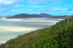 Photo of the Day – Whitehaven Beach Southern View – Whitsunday Islands, Australia  Whitehaven beach is often ranked as one of the top beaches in the world. Truth be told, before I visited this beach, I had never heard of it. I got a chance to check out this beach pretty briefly while on a trip to the Whitsunday Islands off the North East coast of Australia.    Photo from #absolutevisit at www.absolutevisit.com - all images Creative Commons Noncommercial