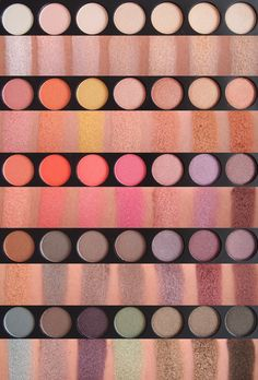 Morphe Brushes 35E Palette and 35P Palette (Swatch   Review)