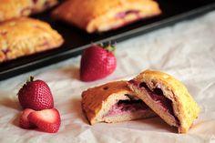 Strawberry Cream Cheese Pop Tarts