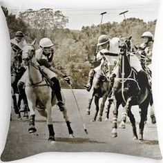 31880ab63f Polo Horses Galloping Clocks zazzle Polo Horse