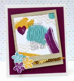 Stampin' Up! Demo: Suzanne Tipton for all your questions!