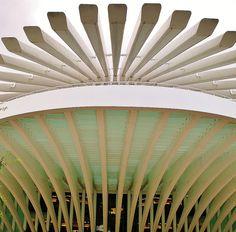 Palacio de Exposiciones y Congresos Ciudad de Oviedo Calatrava
