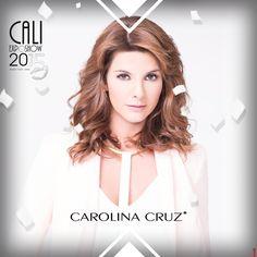 ¿Quieres conocer a Carolina Cruz y aprender sus trucos de belleza y moda? ¡Ella estará en los 15 años de #CaliExposhow presentando su colección de joyas y accesorios en pasarela, este jueves 15 de octubre!