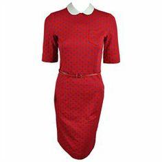 #M Missoni                #ApparelDresses           #Missoni #Womens #Belted #Scalloped #Collar #Polka #Dress                     M Missoni Womens Belted Scalloped Collar Polka Dot Dress                                                http://www.snaproduct.com/product.aspx?PID=7955566
