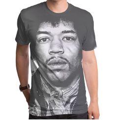 c156d6a7ad Karl Ferris Jimi Hendrix Sublimated T-Shirt