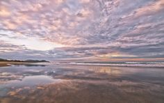 Photo listed in Landscape at New South Wales. Shot taken with NIKON 17 Repics, 24 likes and 517 views. Byron Bay, Cheryl, Landscape Art, Clouds, Sunset, Beach, Places, Water, Photography
