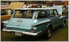 1962 Plymouth Valiant Station Wagon