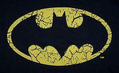 b2cc547fbb26f5 Black BATMAN Collector s Tin Bat Shirt