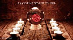 Jak číst nápovědi osudu?   AstroPlus.cz Tea Lights, Candles, Tea Light Candles, Candy, Candle Sticks, Candle