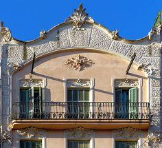 Barcelona - Enric Granados 121 b   Flickr - Photo Sharing!