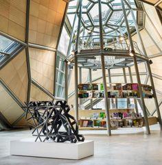 3ders.org - Architect, voxeljet create ultra-high performance concrete using 3D printing | 3D Printer News & 3D Printing News