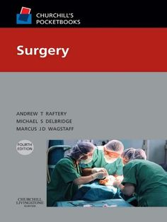Churchill's Pocketbook of Surgery 4th Edition Pdf Download e-Book