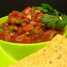 "Sarah's Salsa | ""Wow! This is the best salsa I have EVER had! And it was so easy to make!"""
