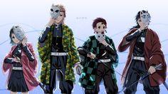 Read Kimetsu No Yaiba from the story I LOVE ANIME by DevyAfifahNR (Devy_Dsa) with 244 reads. Anime Demon, Anime Nerd, Character Art, Slayer Anime, Animation, Demon, Anime, Anime Funny, Manga