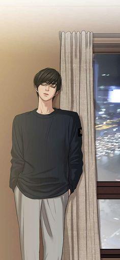 Suho from Secret Angel Webtoon Boy Art, Art Girl, Cute Love Images, Anime Scenery Wallpaper, Ghibli Movies, Webtoon Comics, Handsome Anime Guys, Comic Character, True Beauty