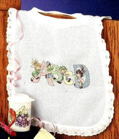 Tableware Twelve Months Coffee Cup Stamped Cross Stitch Kits for Beginners Pre-Printed Needlecrafts Counted Cross Stitch