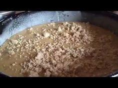 Siciliani Creativi - Torta streusel, pere e zenzero - Streusel cake with pears - YouTube