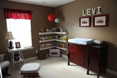 One Thousand+ Gifts: Levi's Room