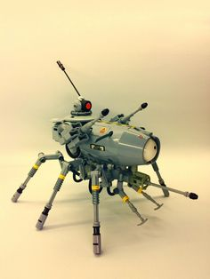 https://flic.kr/p/HPTDQh | Banisher RX | Another insect type mech/drone, Scurry, scurry, pew, pew. Pretty much keeping in the theme of these.  LandTickler - www.flickr.com/photos/53458657@N04/16588857762/in/datepos... Deathwalker IV - www.flickr.com/photos/53458657@N04/19568002868/in/datepos... Sphere Tank Automated Sentry - www.flickr.com/photos/53458657@N04/22319883131/in/datepos...