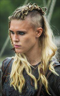 Porunn - Vikings! actress Gaia Weiss