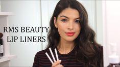 RMS BEAUTY LIP LINERS | Genuine Glow #greenbeauty #rmsbeauty #genuineglow #organicbeauty