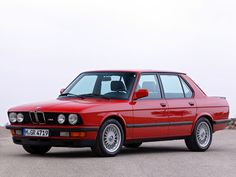 bmw e28 | BMW E28 M5 | reference picture