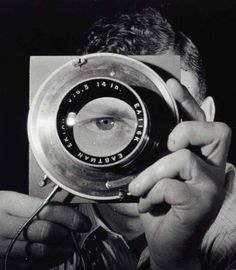 Erwin Blumenfeld, self-portrait, 1932