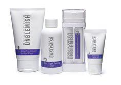 Rodan+Fields Unblemish Regimen, I love.  I haven't had to use my acne prescription since starting this product!  www.jamiedunmore.myrandf.com