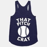 That Pitch Cray DIY with a red tank and a bleach pen for Cardinals games