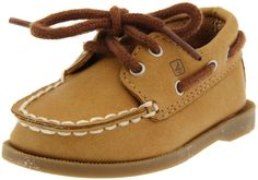 baby Sperry boat shoes