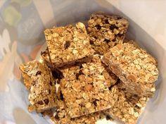 Best ever granola bars