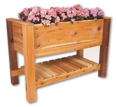 DIY Landscaping & Garden, Woodworking Plans & Projects - Planter Box Project Plans