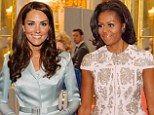 Catherine & Michelle Obama