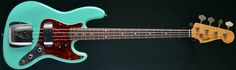 Fender Custom shop '62 Jazz Bass Relic