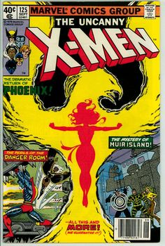 X-Men 125 (VF 8.0)