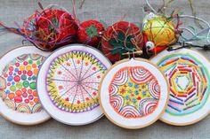 Color Burst Embroidery Subscription