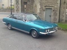 1968 SUNBEAM RAPIER COUPE