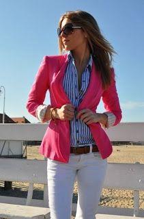 Blazers para mujer - Belleza y Peinados