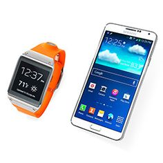 Galaxy Gear and Galaxy Note 3 Smartphone - Oprah.com