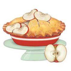 mary lake thompson~Apple Pie