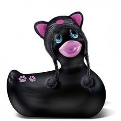 Stymulator łechtaczki - I Rub My Duckie Travel Size Hoodie Kitty