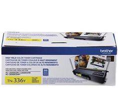 Brother Genuine TN336Y High Yield Yellow Toner Cartridge free shipping  | eBay